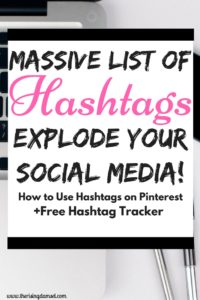 100 Best Hashtags for Likes and Follower + Free Hashtag Tracker